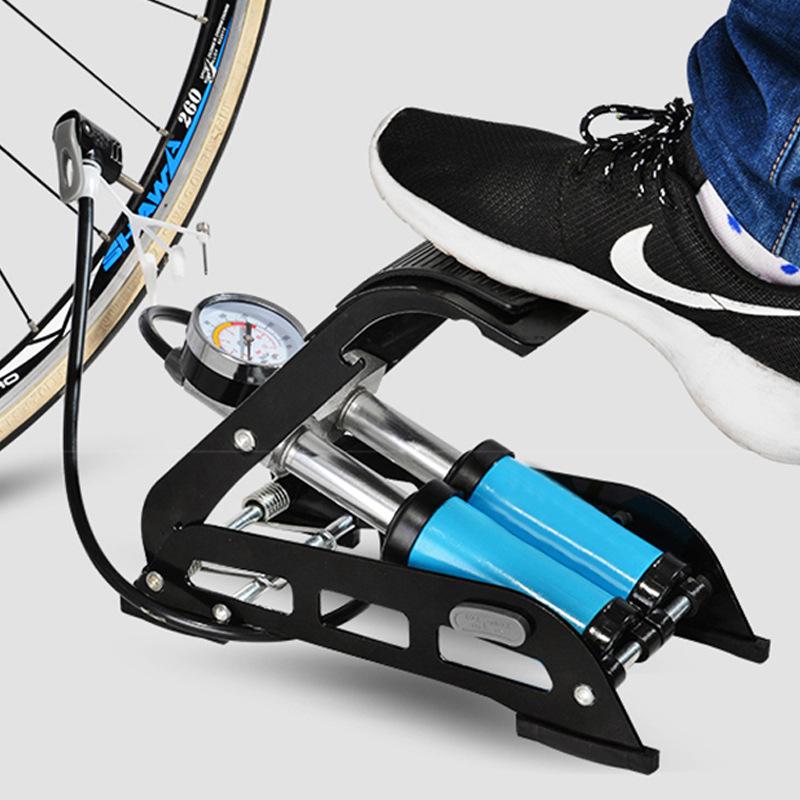 Máy bơm lớp xe bằng chân loại mới