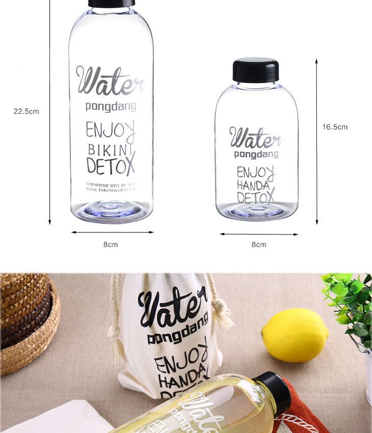 Bình được nước detox 1000 ml