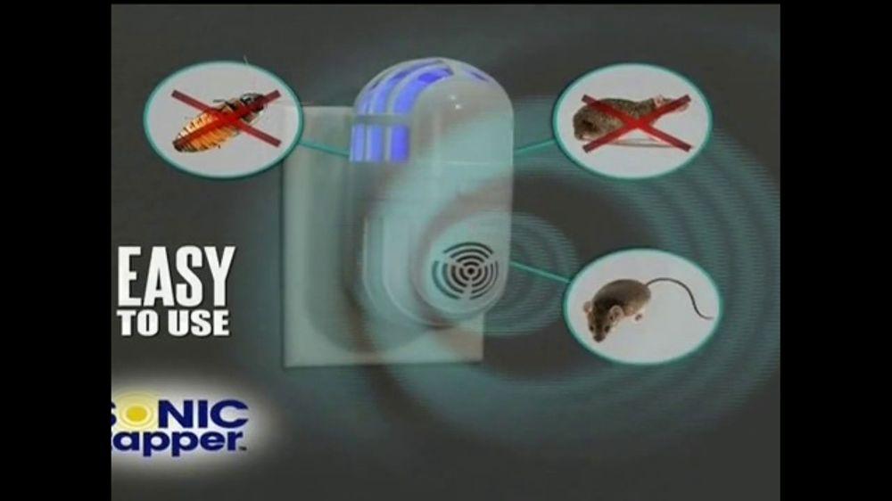 Đèn bắt muỗi và đuổi côn trùng Sonic Zapper