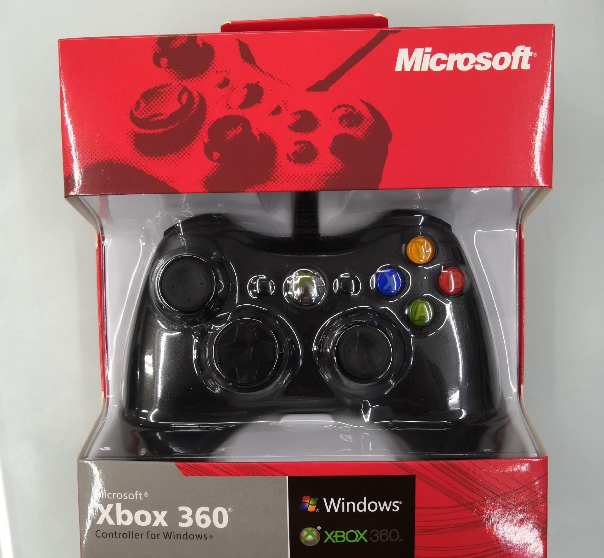 Bộ điều khiển có dây xbox360