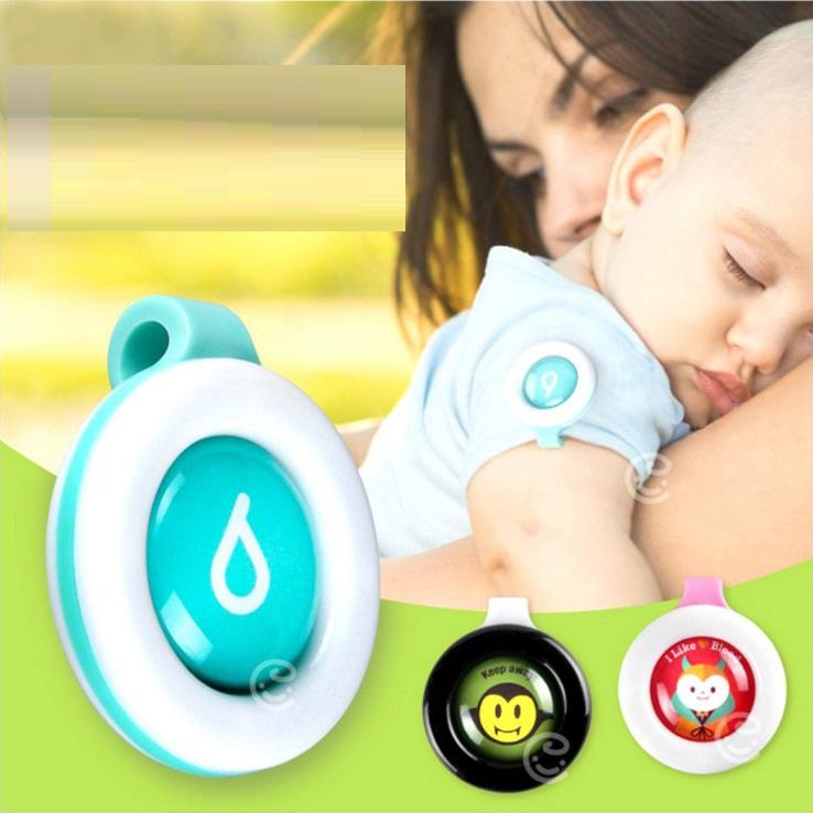 Nút kẹp chống muỗi cho bé
