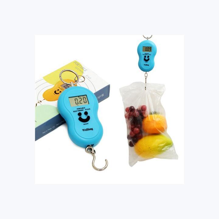 Cân điện tử Portable mini cầm tay (50kg)