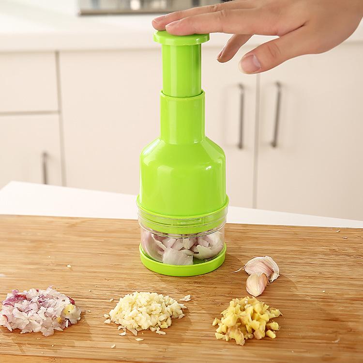 Dụng cụ băm xay tỏi ớt Onion Slicer