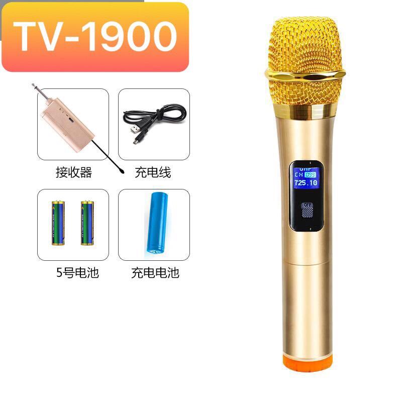 Micro đa năng HUANGSHI TV-1900