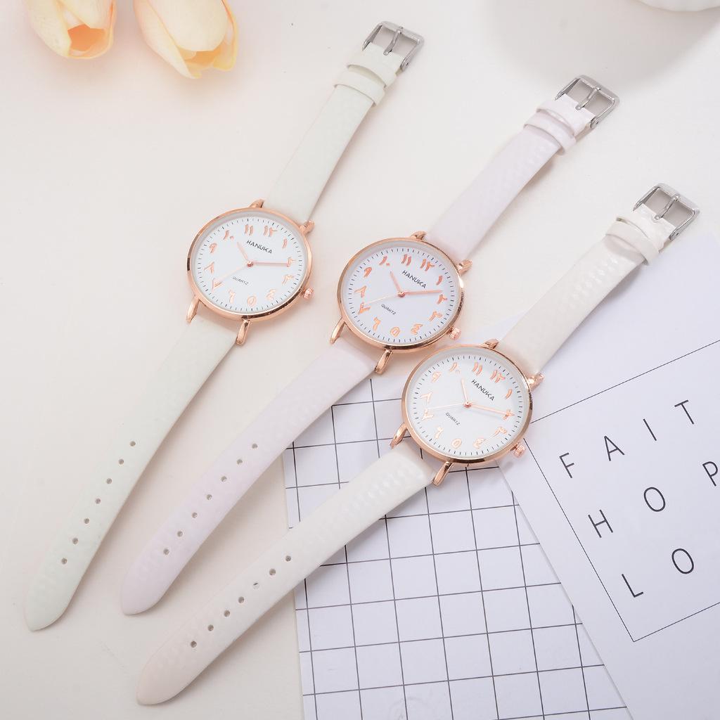Đồng hồ thời trang nữ Hanuka