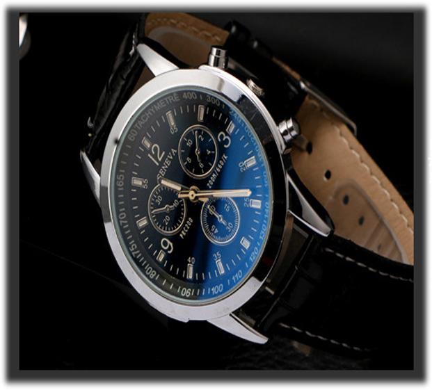 Đồng hồ thồi trang nam Glass