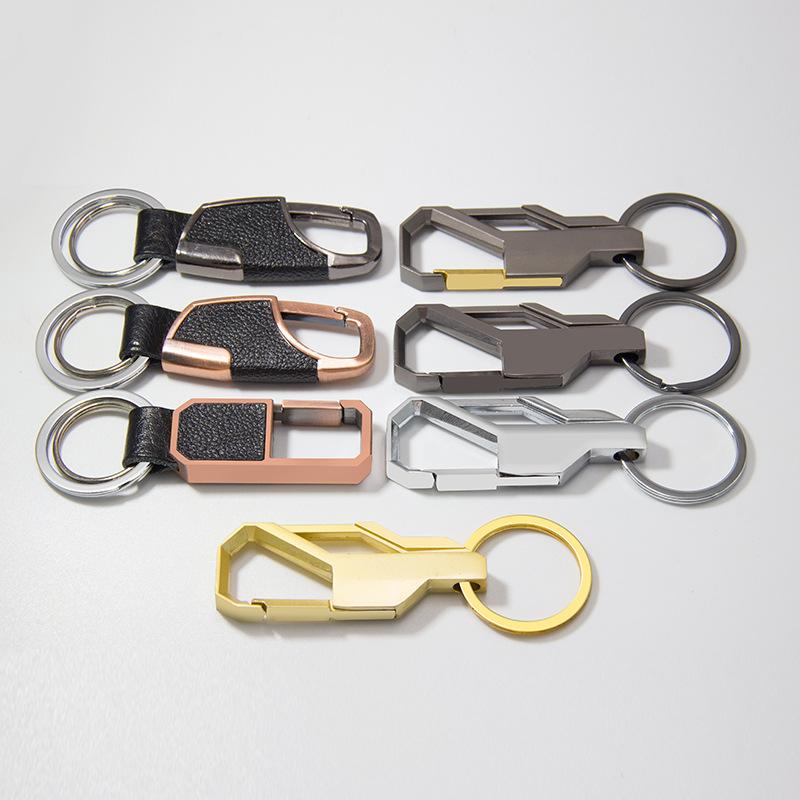 Móc khóa kim loại keychain