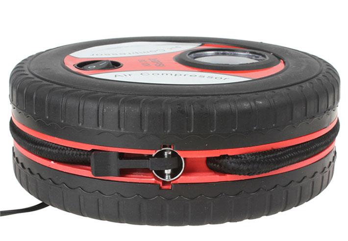 Máy bơm lốp xe hơi cổng 12V