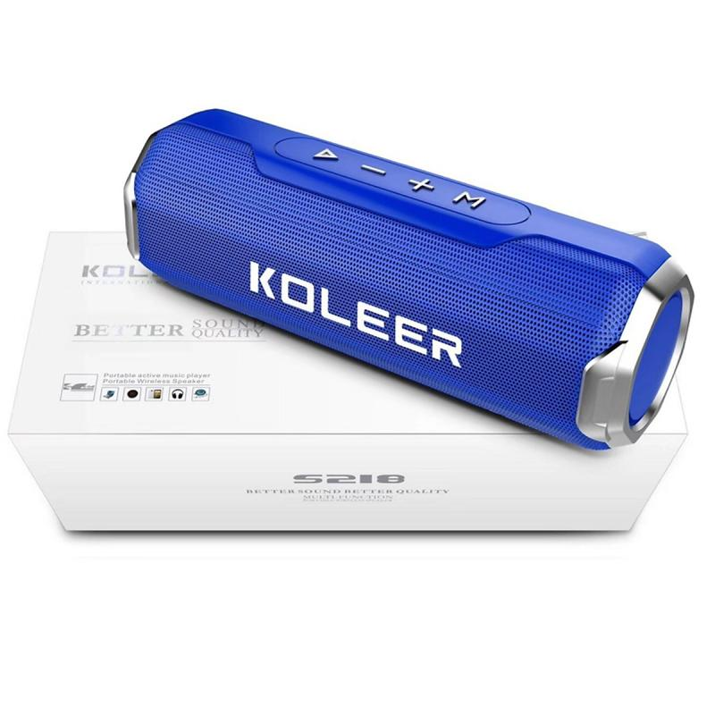 Loa bluetooth Koleer S218