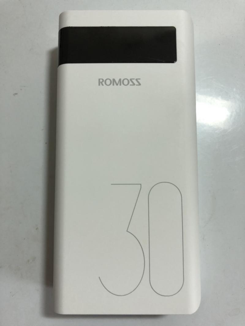Pin sạc dự phòng Romoss Sense 8P 30.000mAh