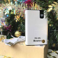 Phát Wifi từ sim 3G/4G kiêm pin dự phòng 7.800mAh