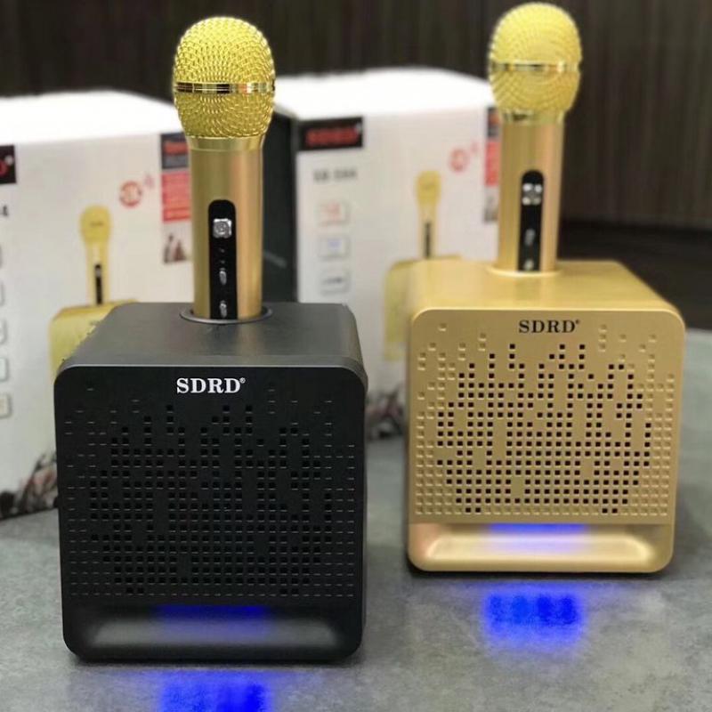 Loa karaoke bluetooth SD504 kèm 1 micro không dây